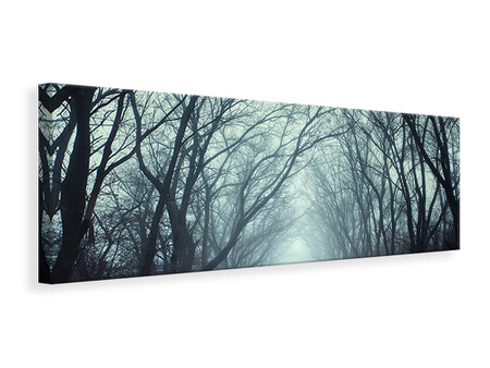 Panoramic Canvas Print Cloud Forest