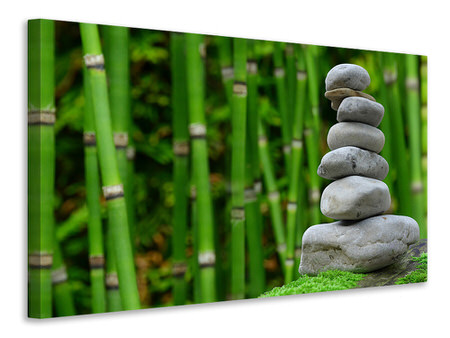 Canvas print XL Feng Shui