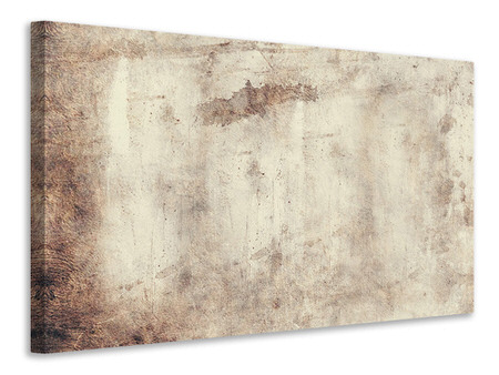Canvas print Shabby chic wall 2