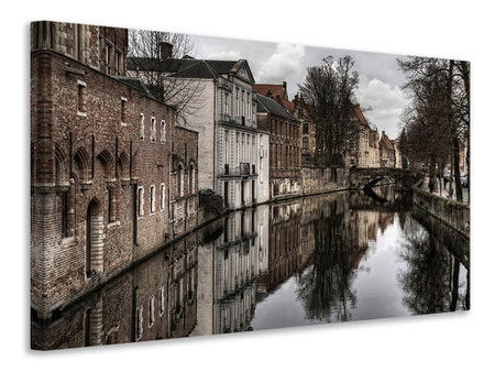 Canvas print Reflections Of The Past