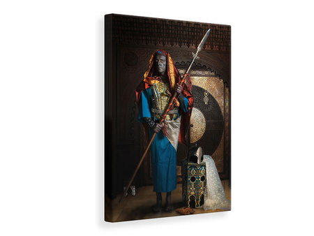 Canvas print The Guard Of My Secret Dreams