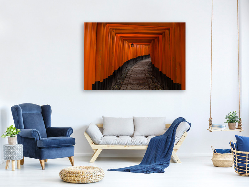 Canvas print Untitled XIV
