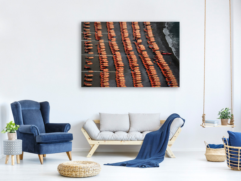 Canvas print Beachlife