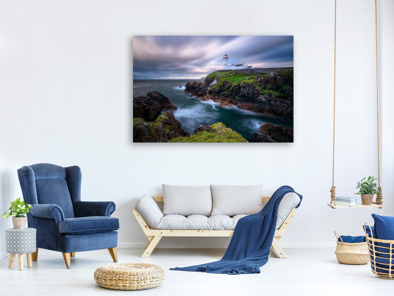 Canvas print Fanad Head Lighthouse