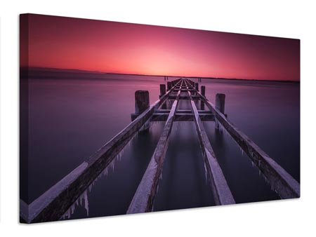 Canvas print First Light