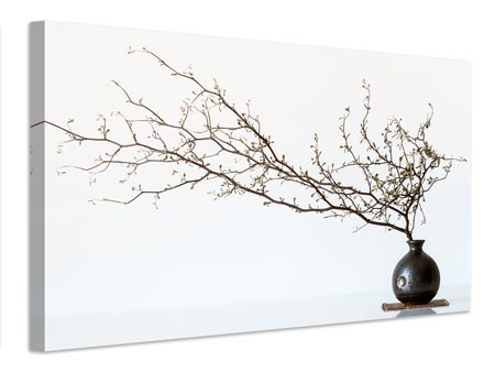 Canvas print Vase And Branch