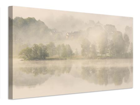Canvas print Early morning