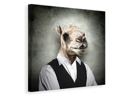 Canvas print The Portrait
