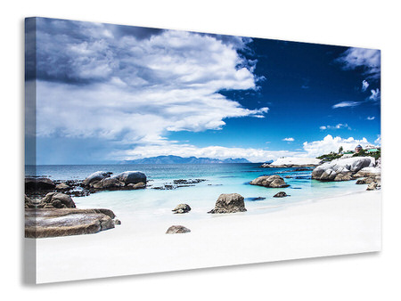 Canvas print Island Feeling