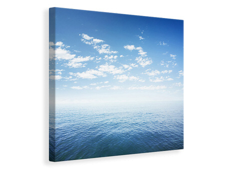 Canvas print Infinity Sea