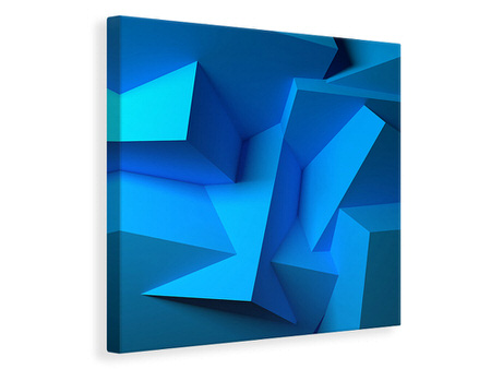 Canvas print 3D-Abstraction