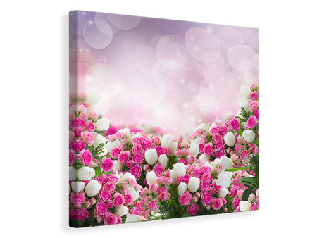 Canvas print Fable Roses