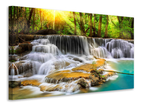 Canvas print National Park Si Nakharin