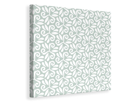 Canvas print Renaissance Pattern