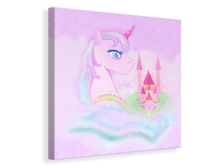 Canvas print Fairytale Castle