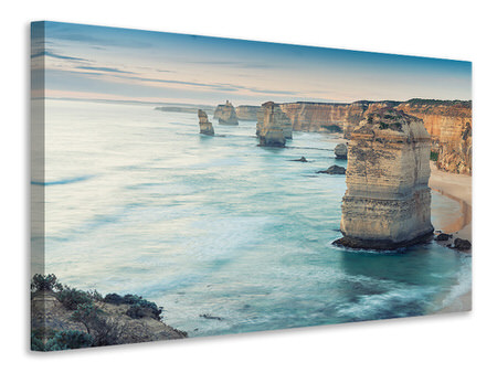 Canvas print Cliffs